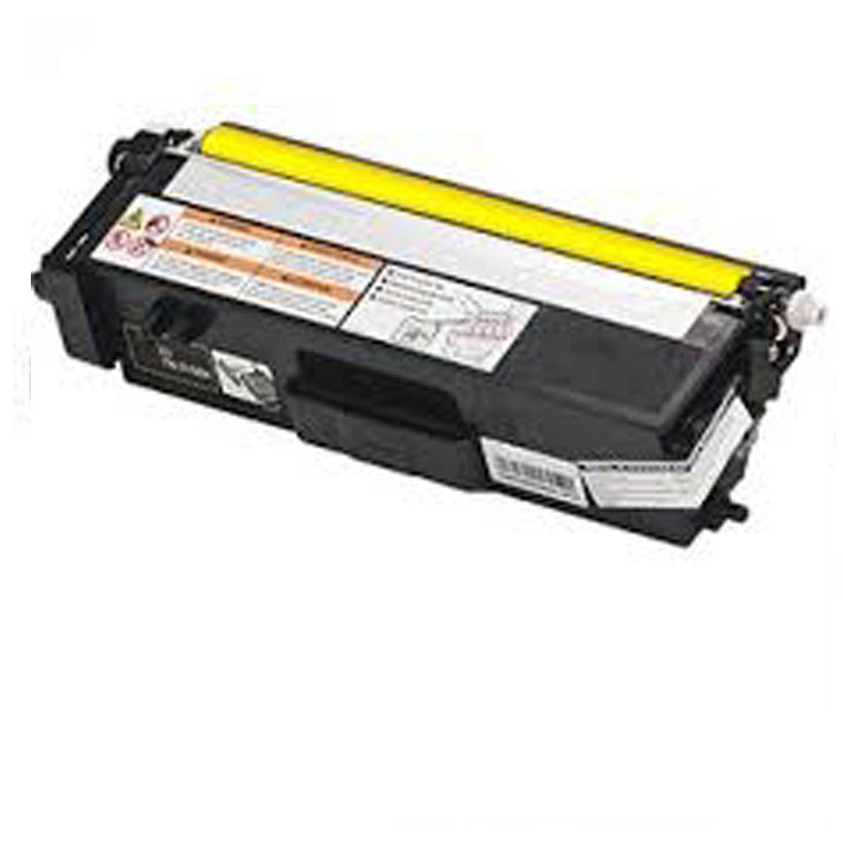 Toner Brother TN315 TN325 TN345 TN375 MFC9970 MFC9460 HL4570 Amarelo