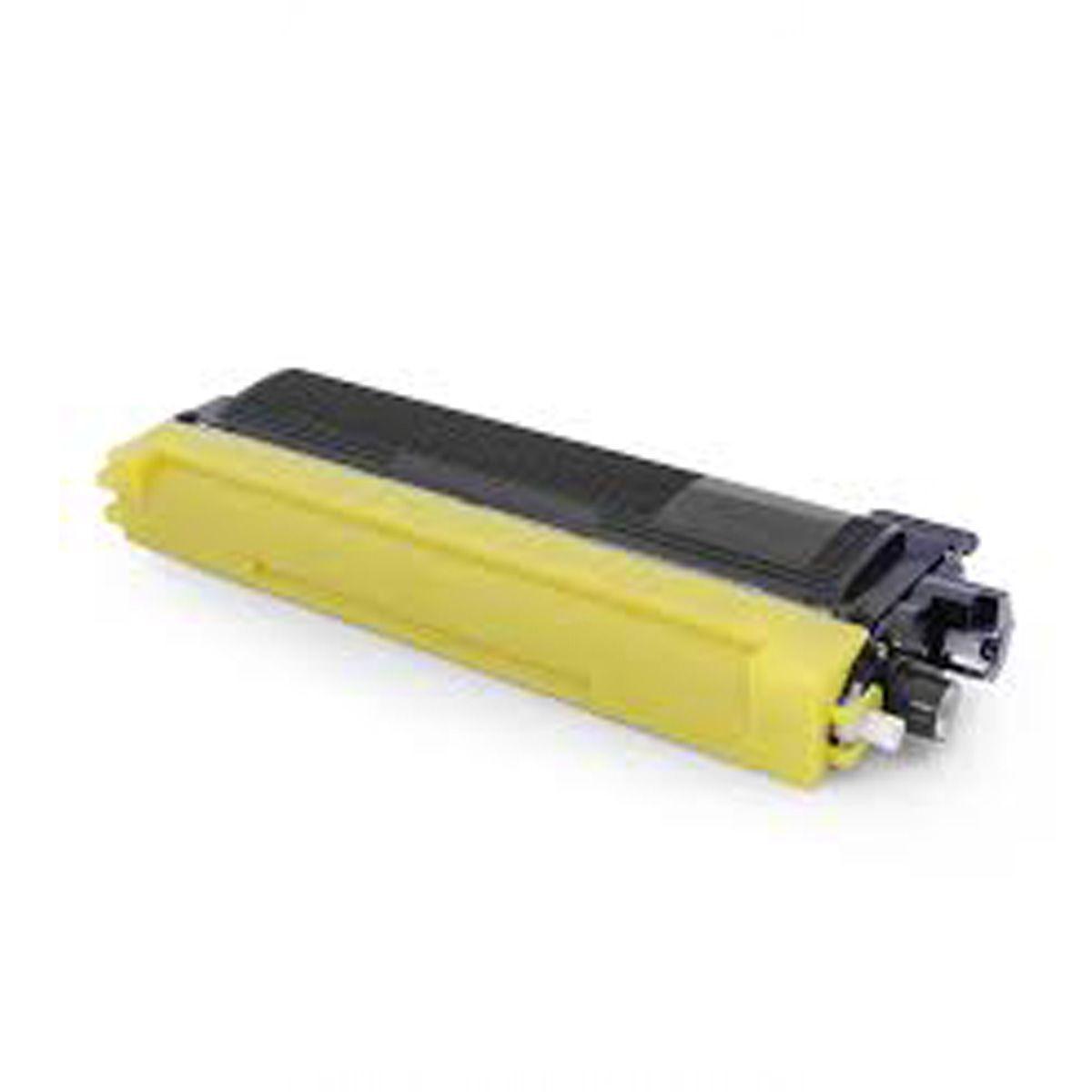 Toner Brother TN-210 TN210 - HL3040CN MFC9010CN HL3070CW MFC9120CN MFC9320CW - Amarelo - 1,4K