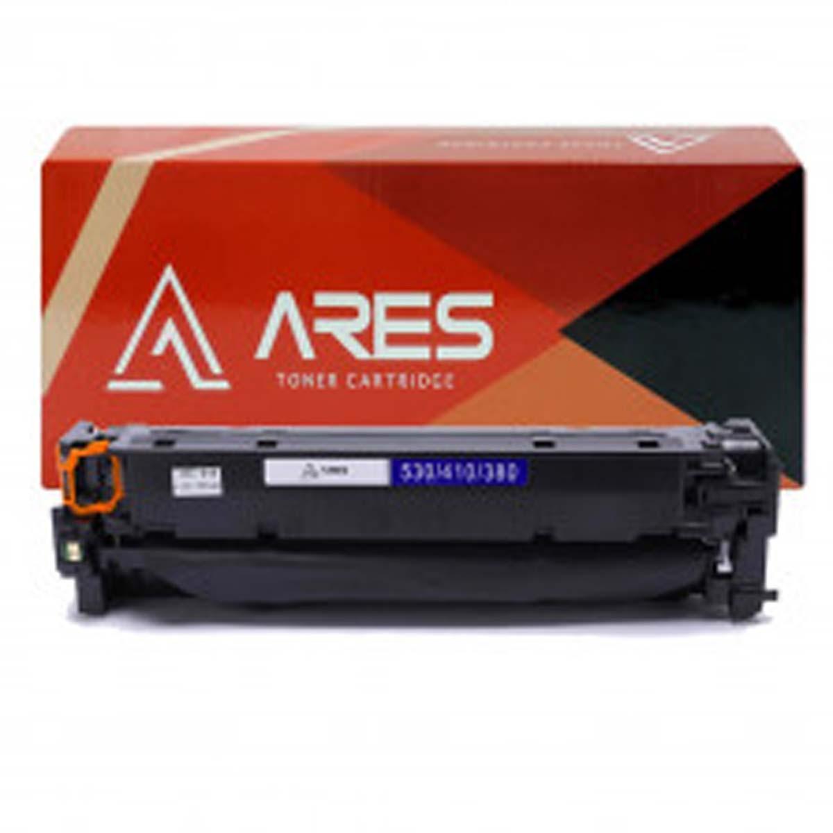 Toner Compativel com HP CC530A 530 304A - Preto - CP2025 CP2025DN CM2320 CM2320NF CM2320MFP - 3,5K