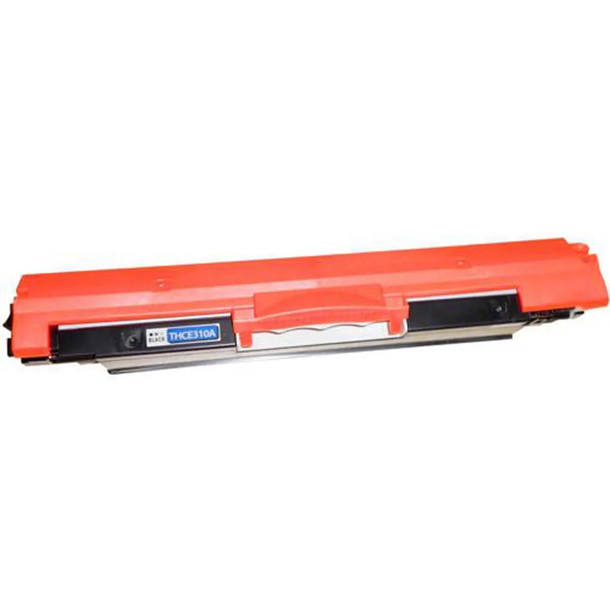 Toner Compativel com HP CE310A CE310 310A 310 126A Preto - CP1020 CP1025 M175 M175A - 1,3K