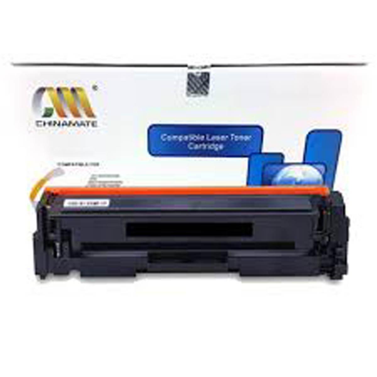 Toner Compatível com HP CF500A CF500 202A Preto - M281FDW M254DW M-281FDW M-254DW