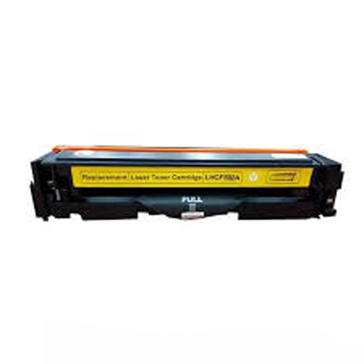 Toner CF502A CF502 202A Amarelo - M281FDW M254DW M281 M254