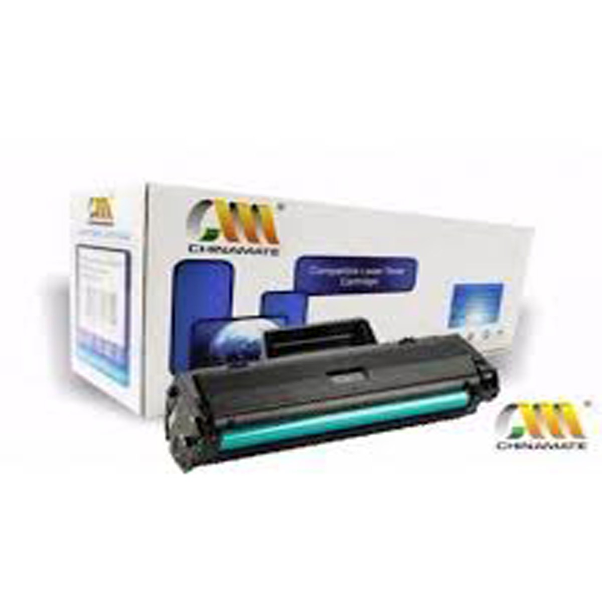 Toner Compatível HP 105A W1105A SEM CHIP - 107A 107W 135A 135W 5B-4YIY-DEN6