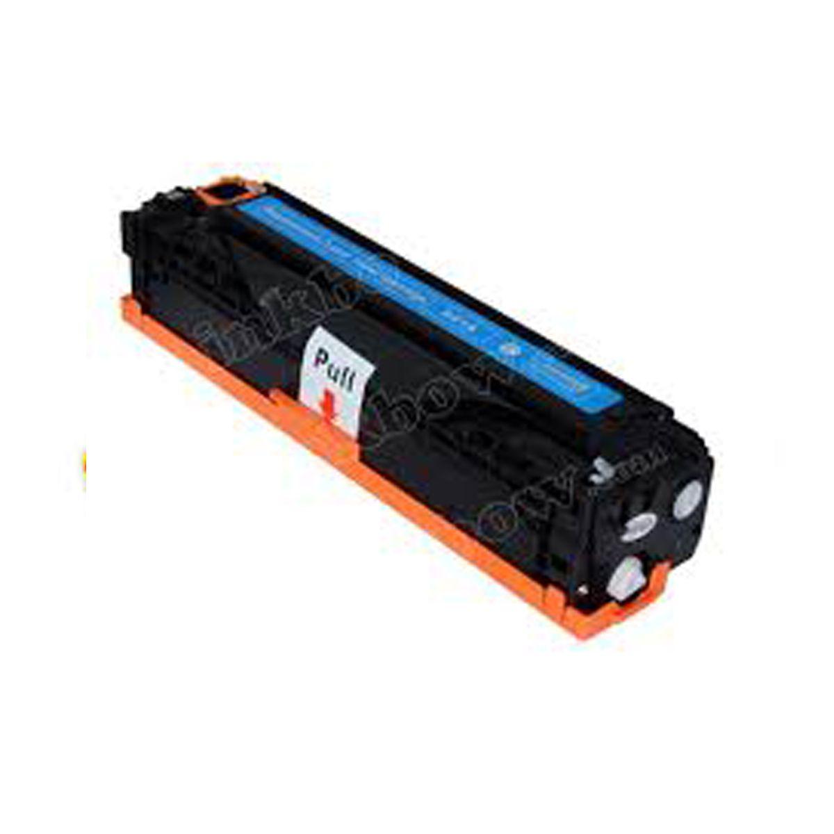 Toner Compativel com HP CB541A CB541 541 - 125A - Ciano - CP1215 CP1510 CP1515 CP1518 CM1312 - 1,4K