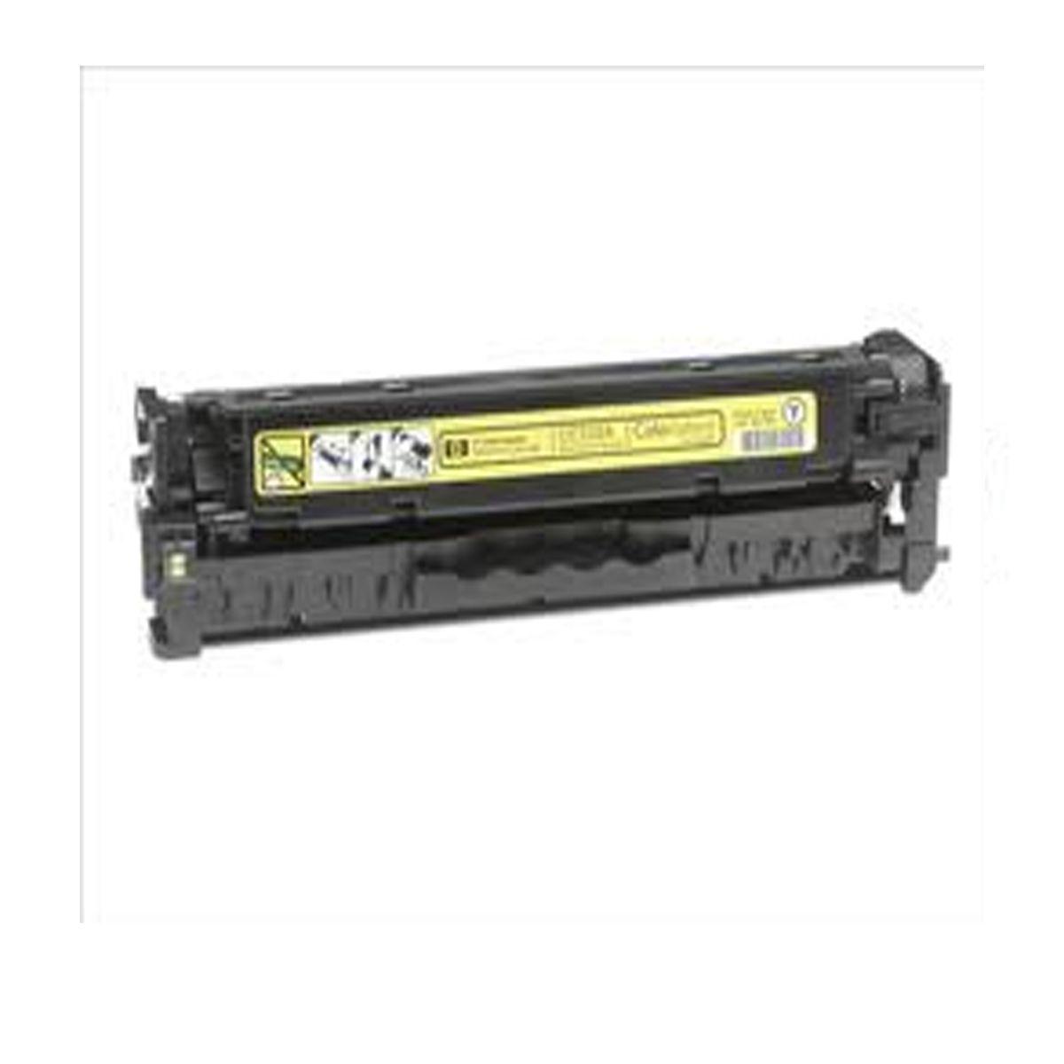 Toner CC532 532a 532 304A Amarelo - CP2025 CP2025DN CM2320 - 2,8K