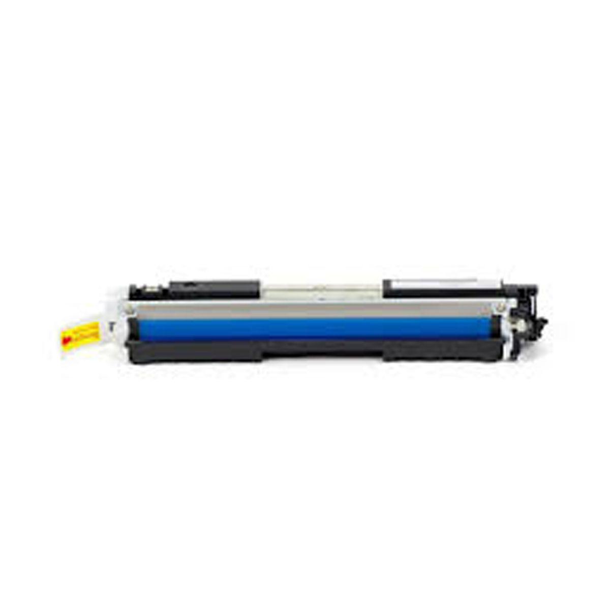 Toner Compativel com HP CE311A CE311 311A 311 126A Ciano - 1025 CP1025 M175 - 1K