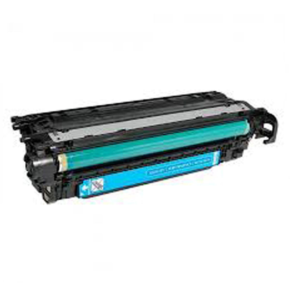 Toner CE401A CE401A 507A - CP-4005 M575 M551DN M570 - Ciano 5K
