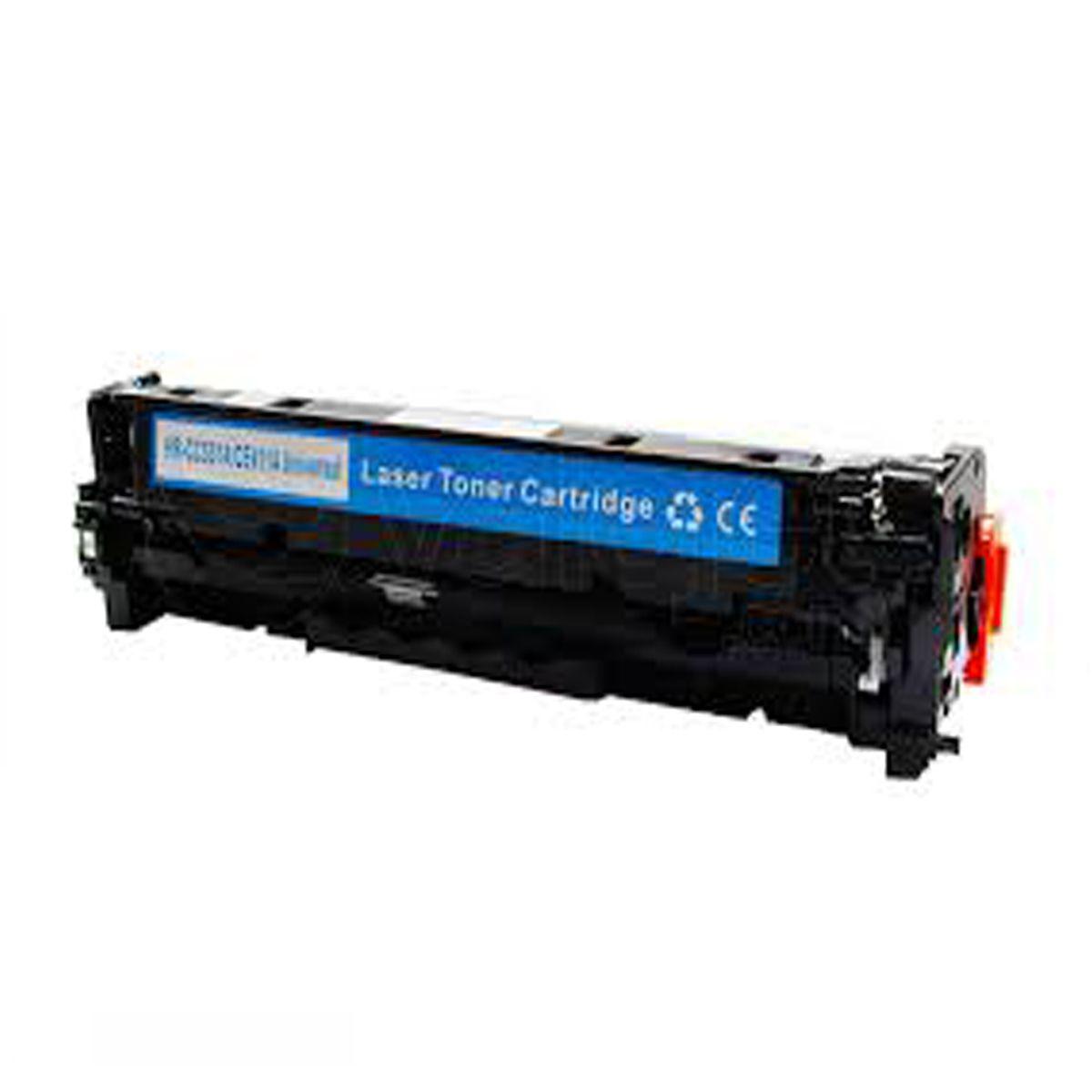 Toner CE411A CE-411A 411A 411 305A Ciano - M451DW M451DN M451NW M475DW M375NW