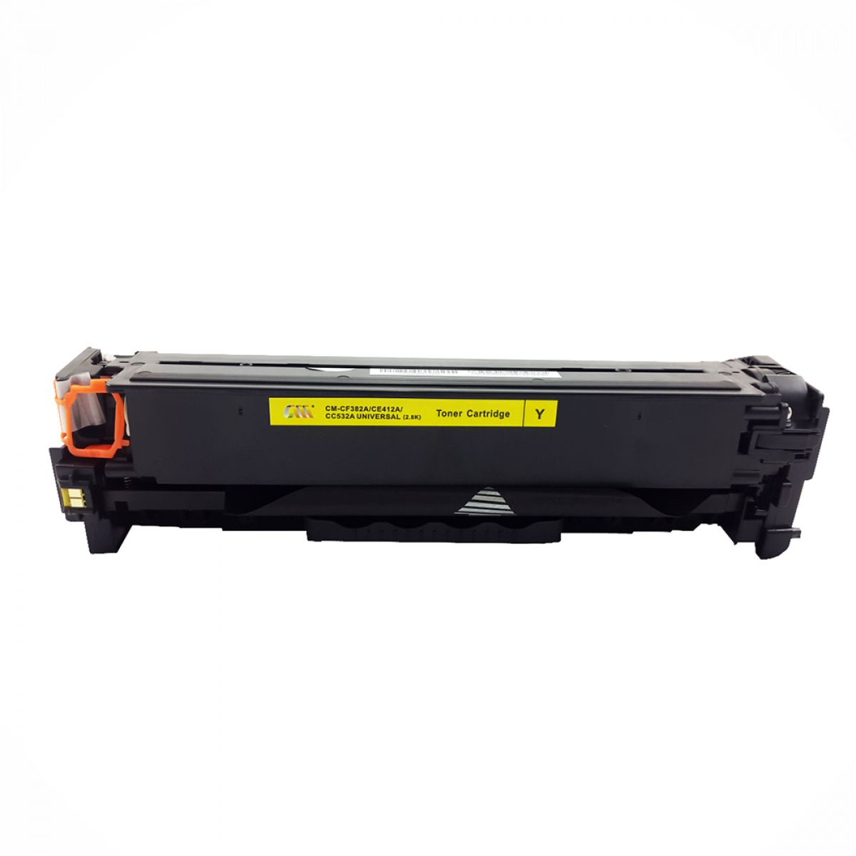 Toner Compativel com HP CF382 382 312A Amarelo - M451 M475dn - 2,7k