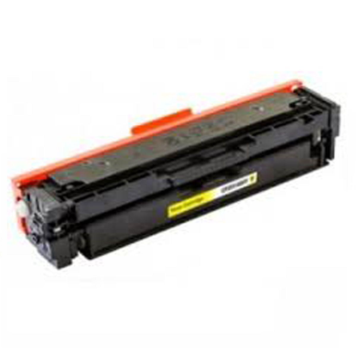 Toner Compativel com HP CF402A CF402 402A 201A - Amarelo - 1.4K