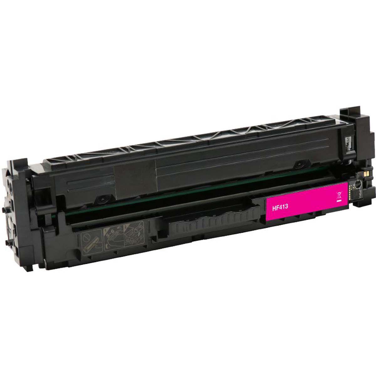 Toner Compatível com HP CF413A CF413 413a Magenta - M452DW M452DN M477 M477FDN
