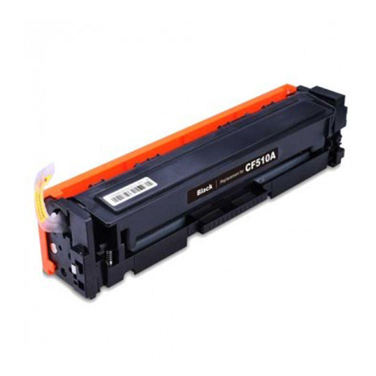 Toner CF510A CF510 510A 204A Preto - M180NW M180 - 1.1k