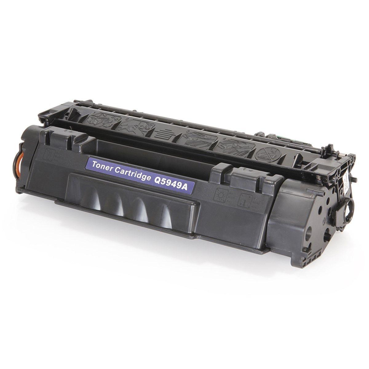 Toner Compativel com HP Q7553A 7553A 7553 - M2727 HP P2014 P2015 - 3K