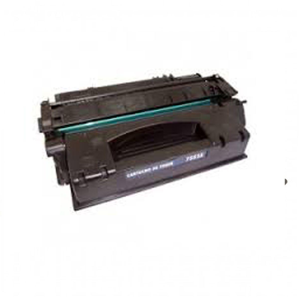 Toner Compativel com HP Q7553X 7553X 7553 - M2727 HP P2014 P2015 - 6k