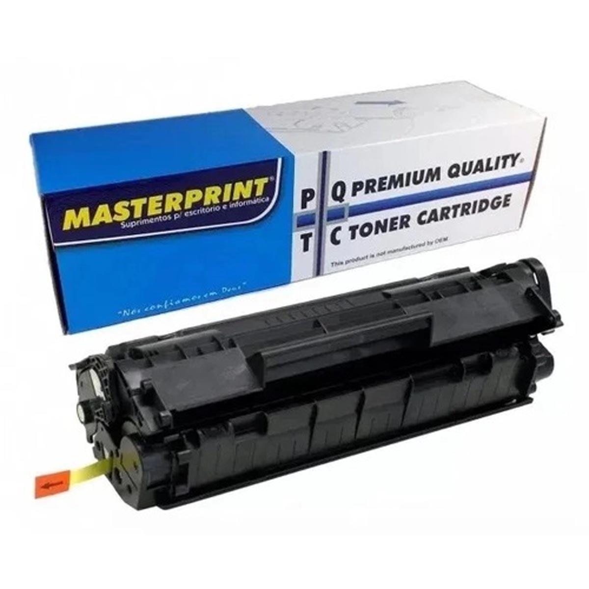 Toner MASTERPRINT CE285 285a 85a - M1132 M1212 1102