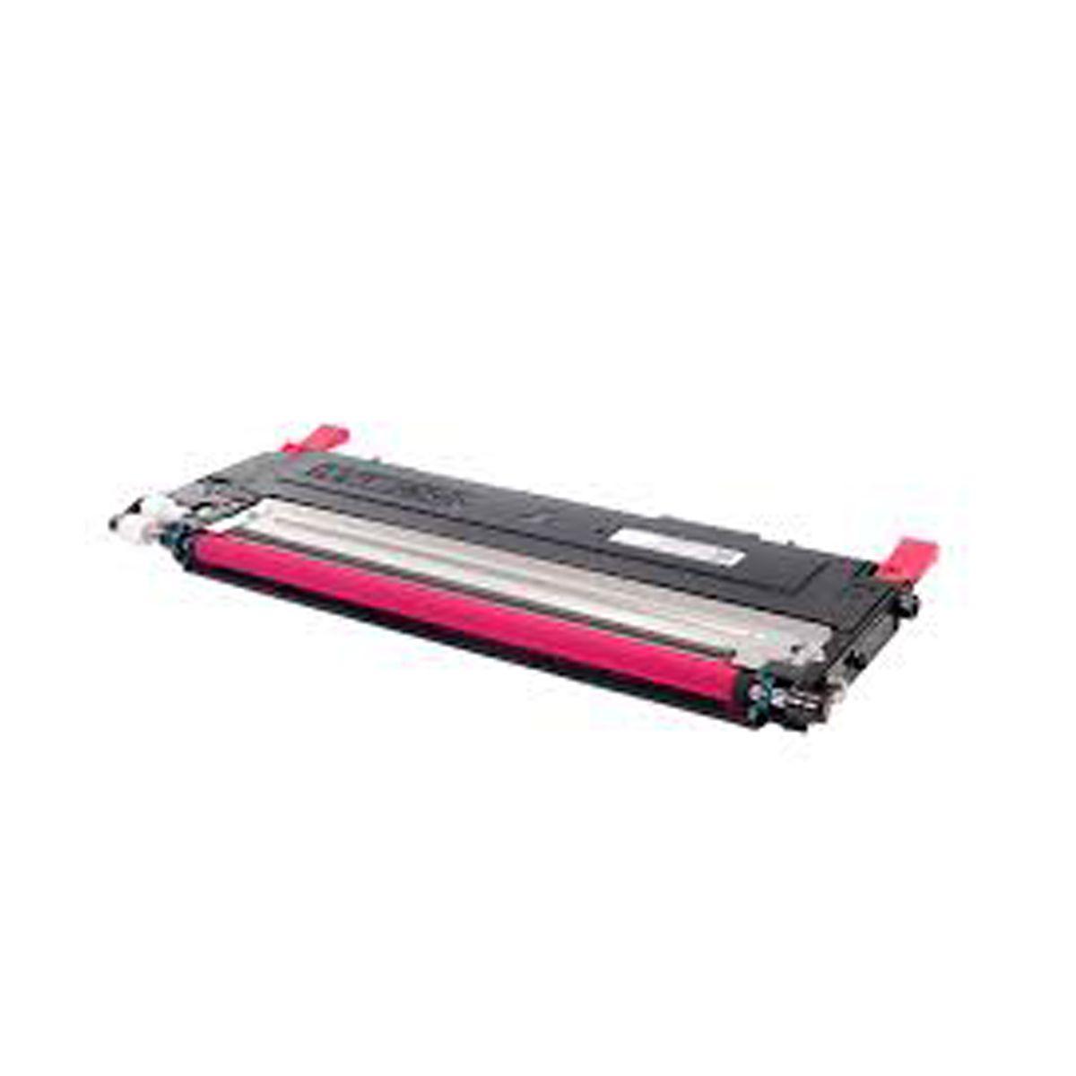 Toner Samsung CLT M409S Magenta - CLP-310 CLP-315 CLX-3170 CLX-3175 - Compativel
