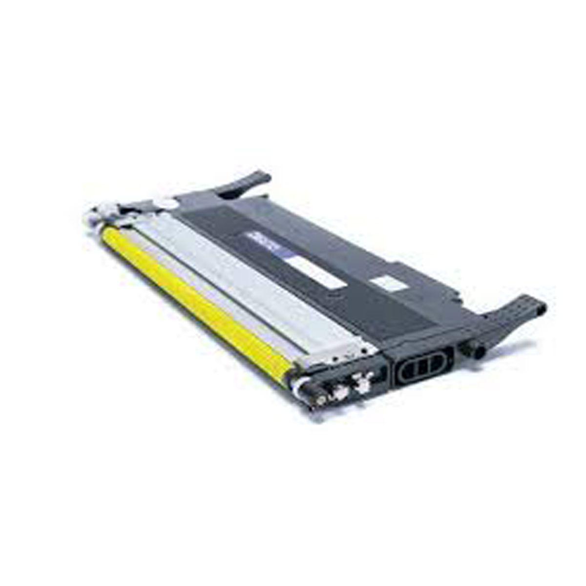 Toner Samsung CLT Y406S Amarelo - CLP360 CLP365 C460W