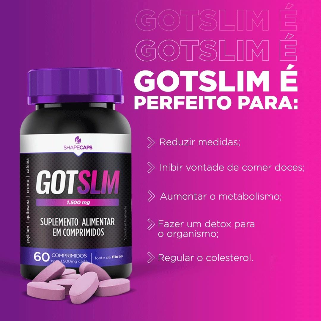 GotSlim 1500 mg  - Got Slim