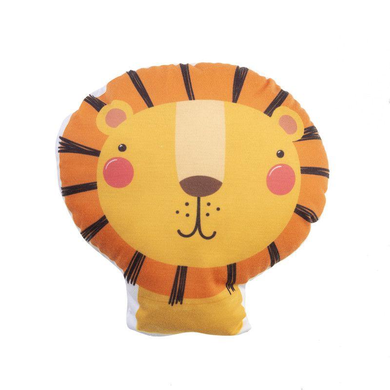 Almofada infantil toy leão Leo