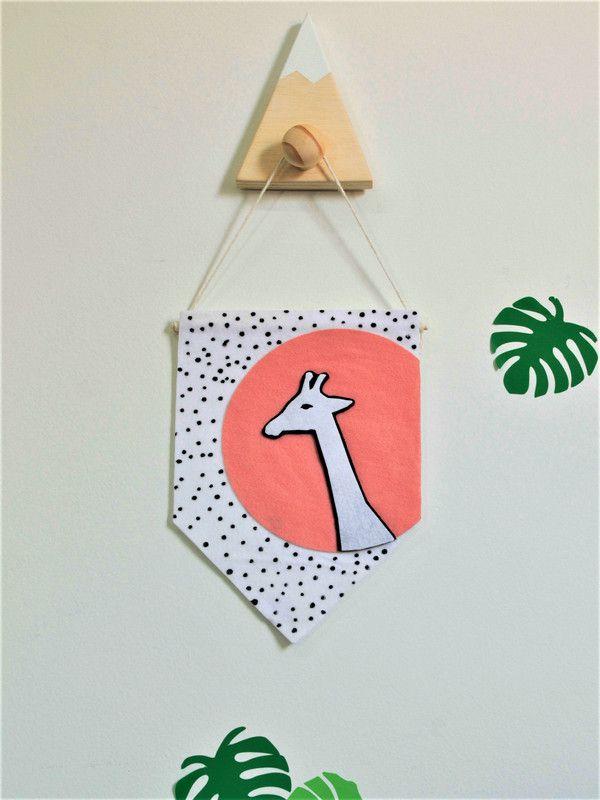 Gancho de parede cabideiro montanha 16 x 5 x 11 cm cor branco  - Pomelo Decor