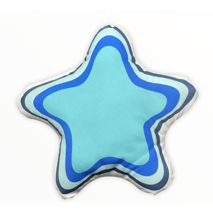 Jogo de berço completo estampa azul