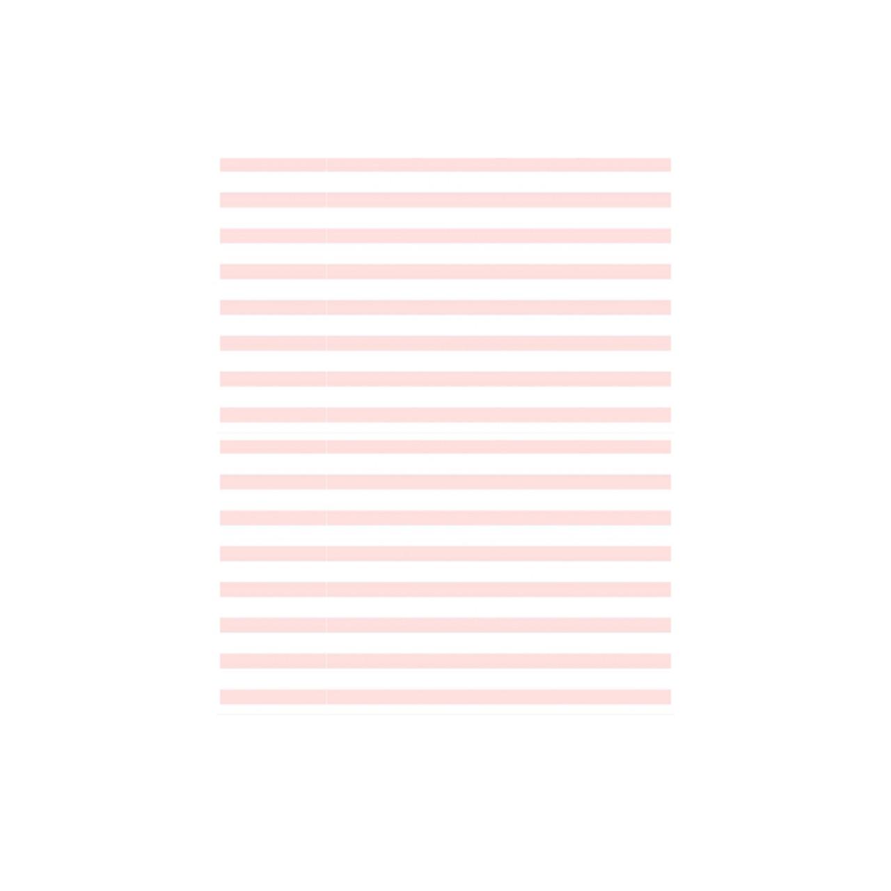 Jogo de lençol mini cama 100% algodão chevron listras rosa
