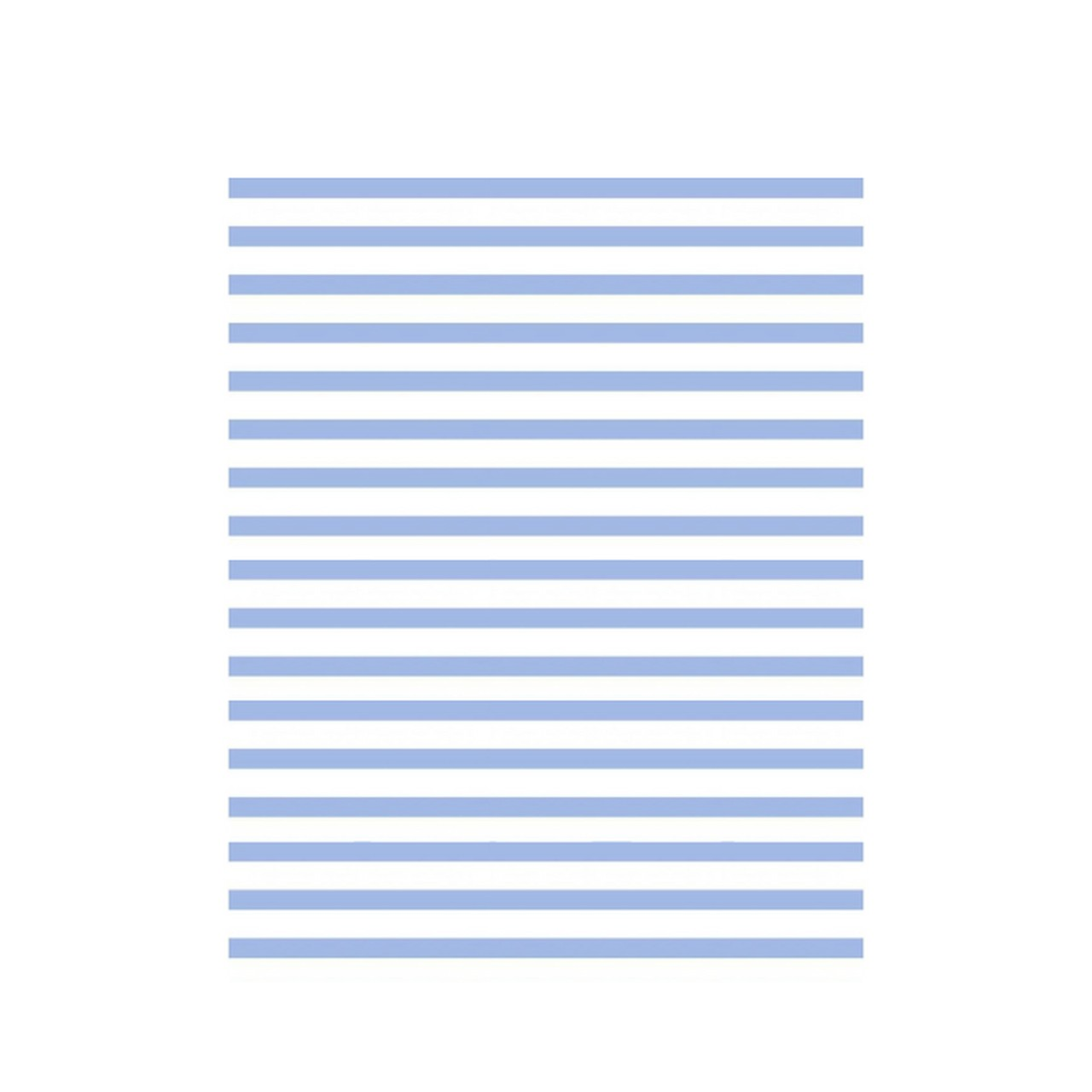 Jogo lençol de elástico solteiro estampa Colmeia listrada azul