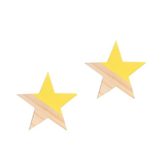 Kit de gancho de parede estrela