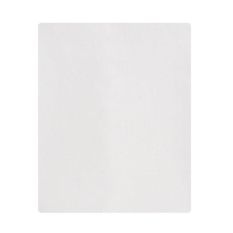 Lençol de cobrir solteiro, 100% algodão 140 x 220 cm cor  Off white  - Pomelo Decor