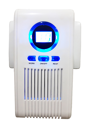 Purificador Gerador De Ozônio Bivolt 100mg/h O³ Disinfector N339