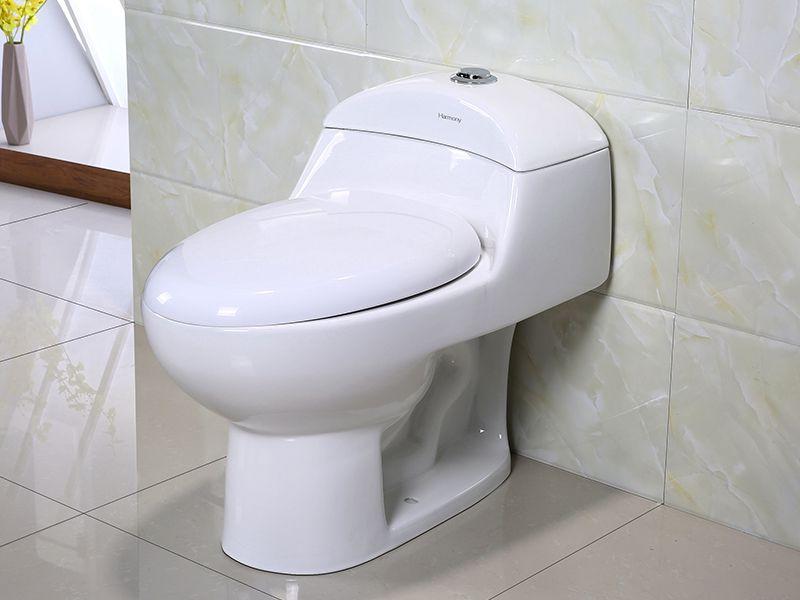 Vaso Sanitário Monobloco Harmony 8058 Branco