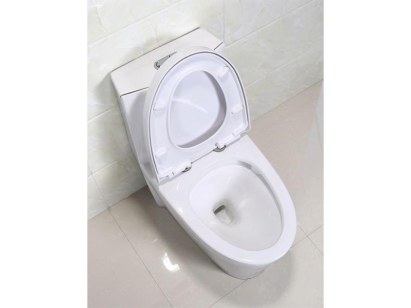 Vaso Sanitário Monobloco Harmony 8018 Branco