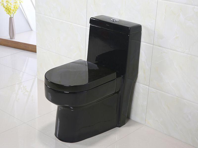 Vaso Sanitário Monobloco Harmony 8050B Preto