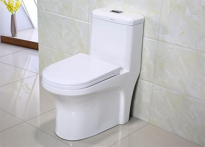 Vaso Sanitário Monobloco Harmony 8093 Branco