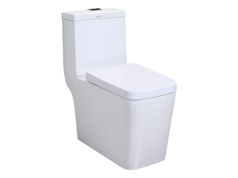 Vaso Sanitário Monobloco Harmony 8108 Branco