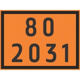 ÁCIDO NÍTRICO 2031