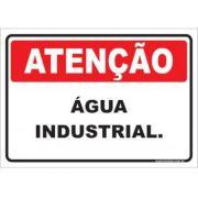 Água industrial
