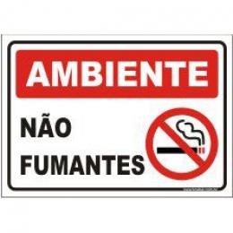 Ambientes não fumantes