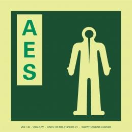 Anti-Exposure Suit - AES