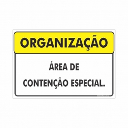 Área de contenção especial