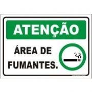 Área de fumantes