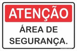 Área de Segurança.