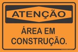 Área Em Construção