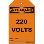 Atenção - 220 Volts