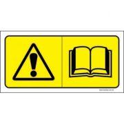 Atenção - Ler Instruções de Uso Antes de Utilizar