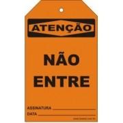 Atenção - Não entre