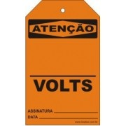 Atenção - Volts