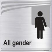 Banheiro todos os gêneros