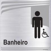 Banheiro Masculino inclusivo