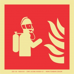 Bombeiro (Fire fighter)